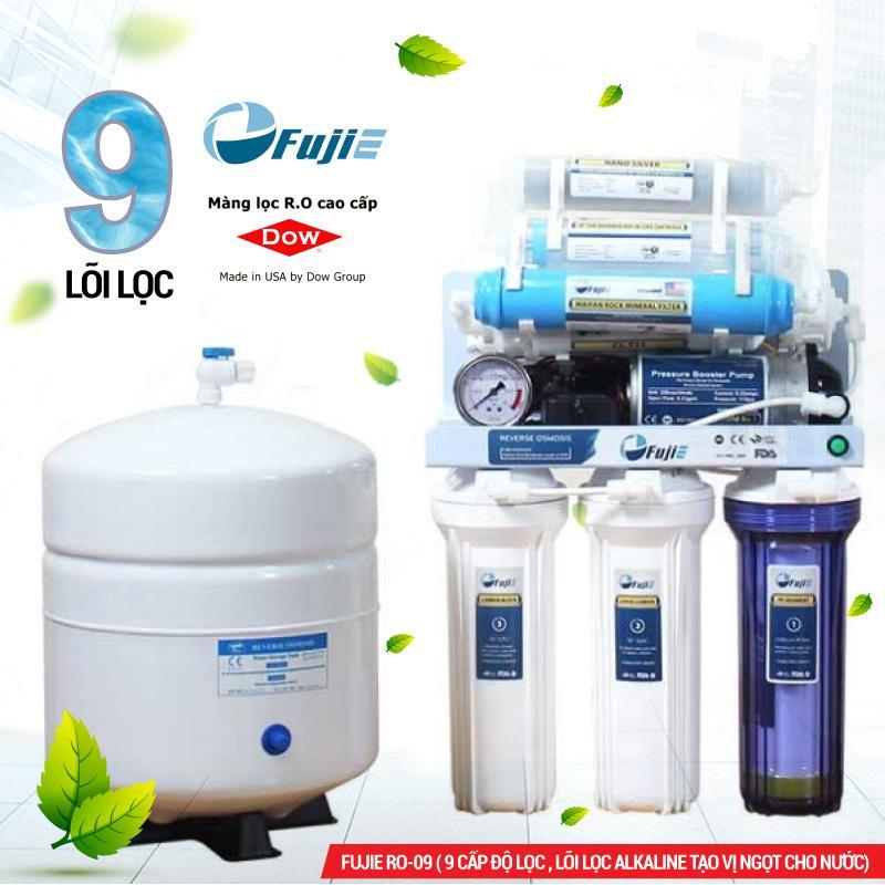 Máy lọc nước FUJIE RO-09 (9 cấp lọc)
