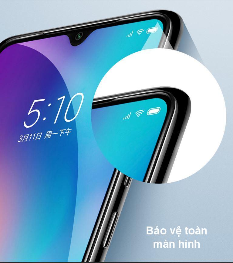 Miếng dán kính cường lực tràn viền HD cho điện thoại Xiaomi 8 (2 miếng/hộp) UGREEN SP124 70366