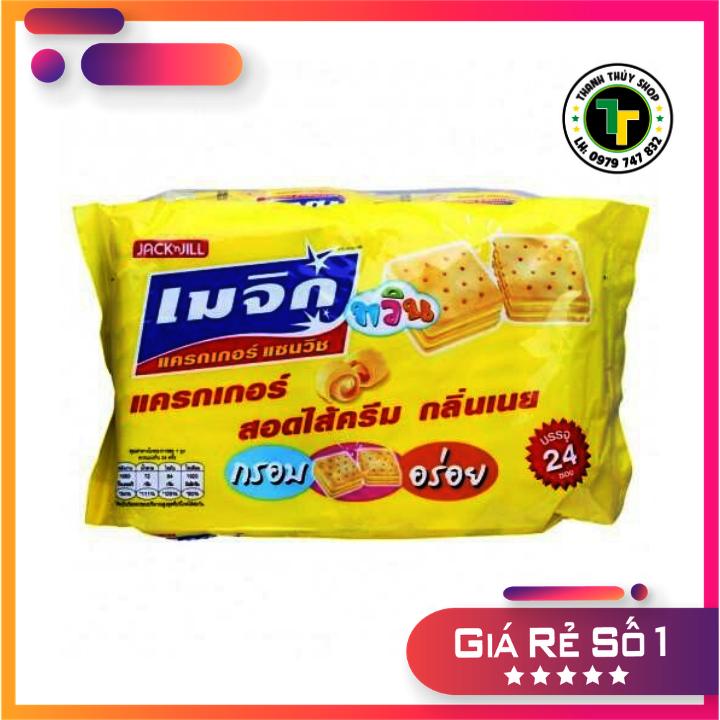 Bánh quy phô mai Thái Lan hiệu Magic ngon hảo hạng giá siêu rẻ