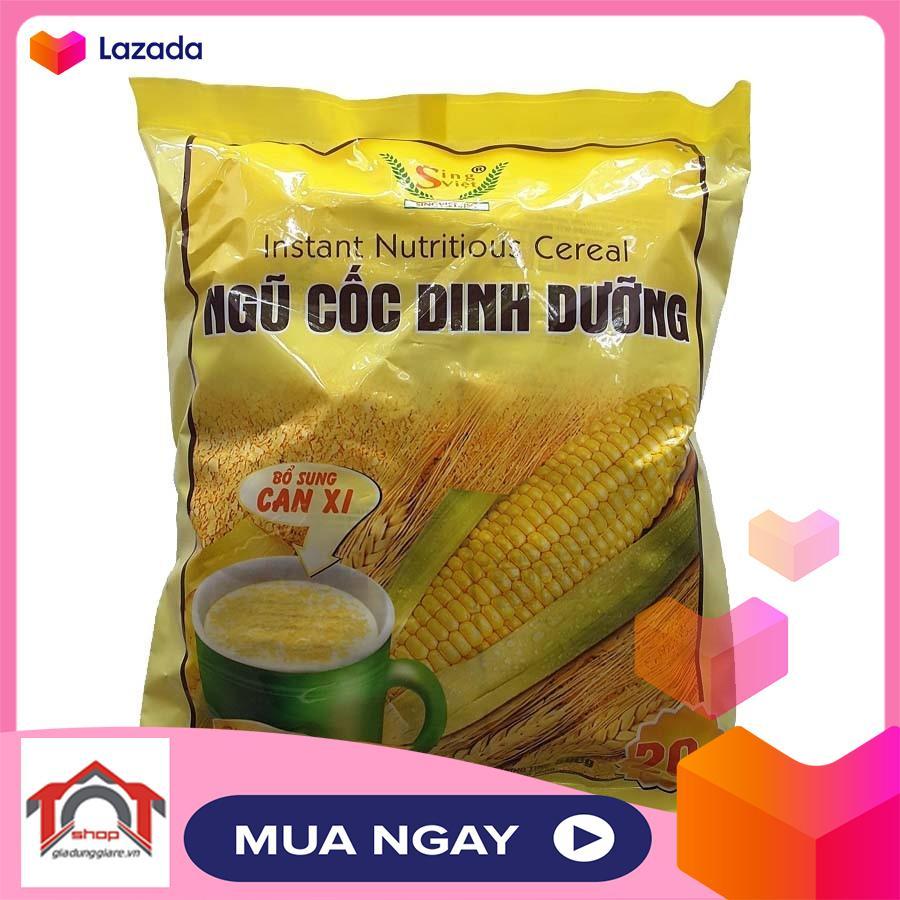 Ngũ cốc dinh dưỡng Sing Việt (Bổ sung canxi) 500gr