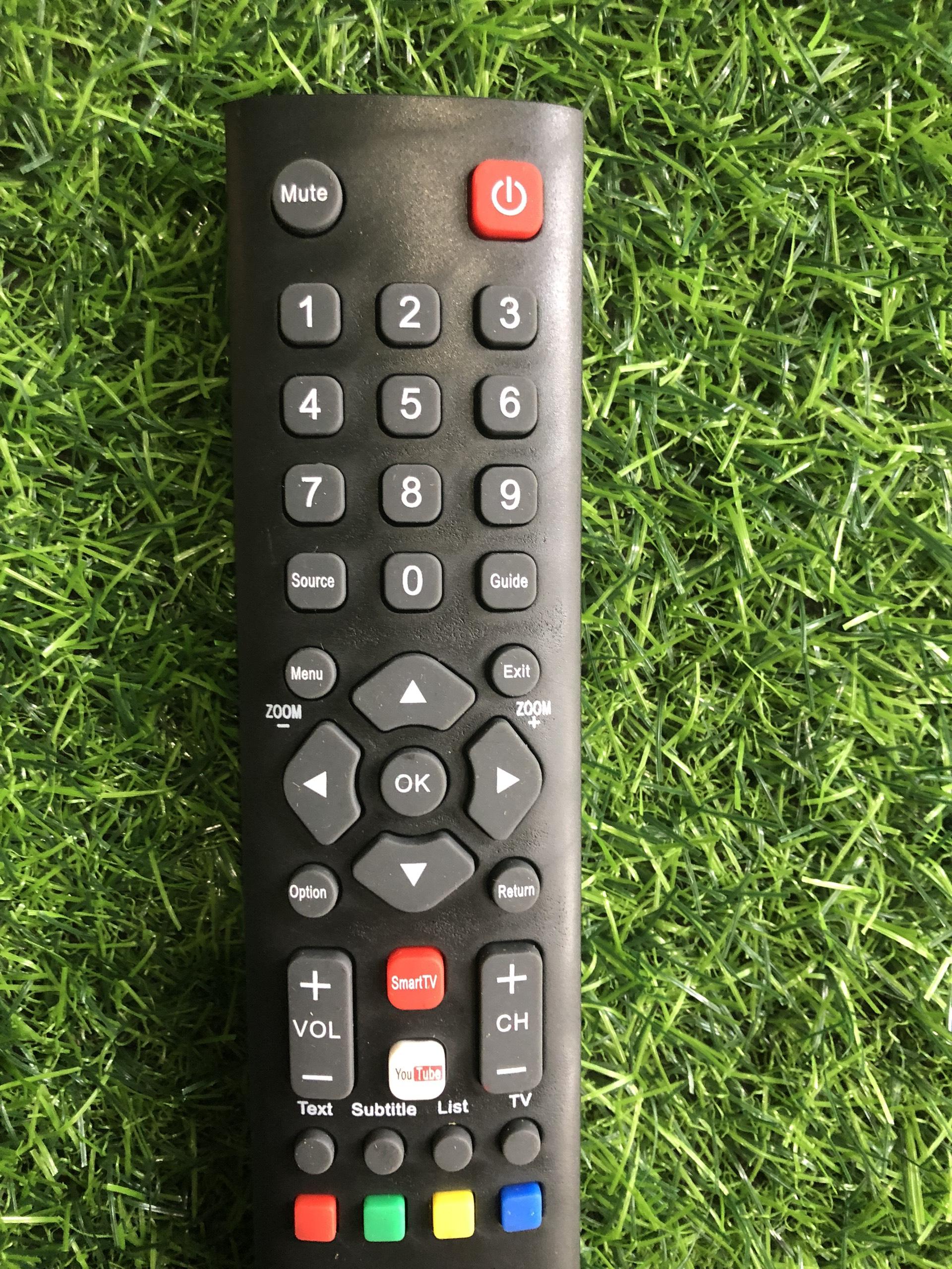 Điều khiển tivi TCL Smart internet RC200 vào mạng internet - tặng kèm pin ,Remote điều khiển tivi TCL Smart RC200 smart internet 3
