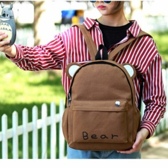 Ba lô con Gấu Bear thời trang nữ 2018 - Giá Sỉ