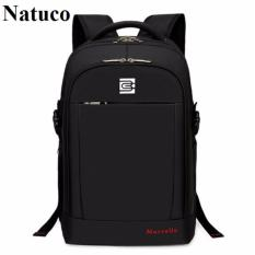 Ba lô laptop 14-16″ thương hiệu Marcello (size lớn)