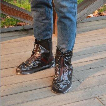 Hình thu nhỏ Bao trùm giày đi mưa - Chống trơn trượt - Siêu bền