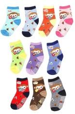 Cập Nhật Giá Bộ 10 đôi tất vớ trẻ em Từ 1-4 tuổi bé gái SoYoung 10SOCKS 003 1T4 GIRL SoYoung (Hà Nội)