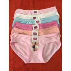 Chỗ nào bán bộ 10 quần lót nữ thun mềm thái lan TL247