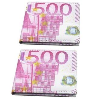 Bộ 2 ví tiền 500 EURO