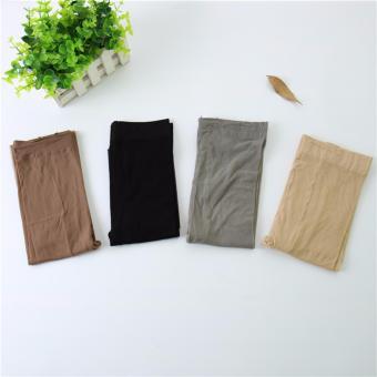 Bộ 4 quần tất 4 màu ĐEN + DA + GHI KHÓI + NÂU CÁT CHÁY