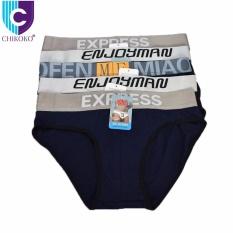 Bộ 6 quần lót nam - EnjoyMan
