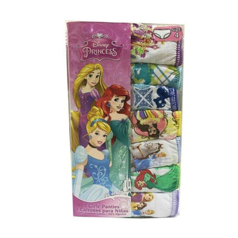Nơi bán Bộ 7 quần lót bé gái Disney Frozen Girls Panties Size 4