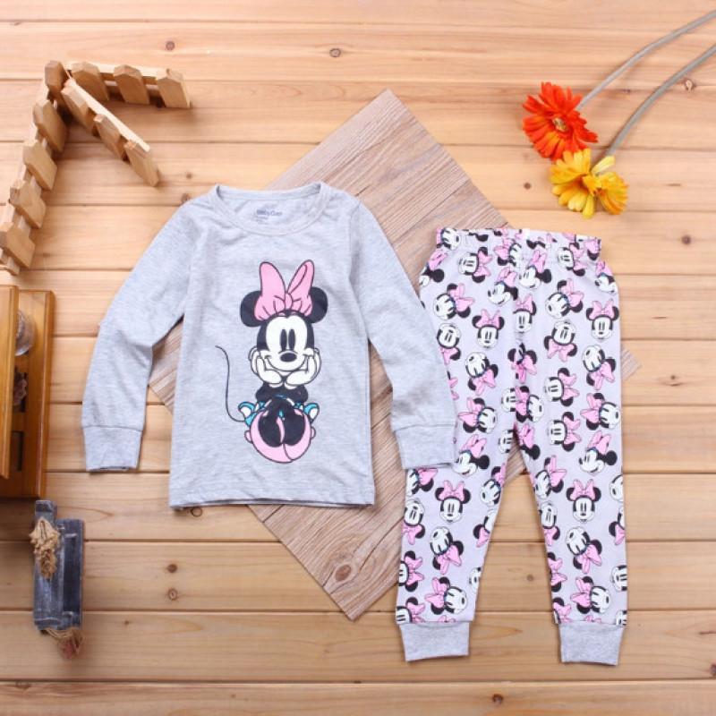 Nơi bán Bộ Đồ Pajama Chuột Mickey Cho Bé