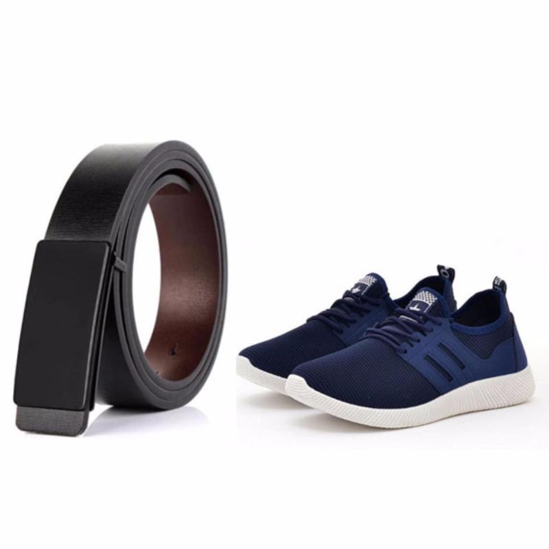 Bộ Đôi Thắt Lưng TL 2 Mặt - Giay Sneaker Thể Thao
