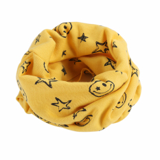Giá Khuyến Mại Chirldren Collar Baby Star Scarf Cotton Child Neck Scarves (Yellow) – intl   UNIQUE AMANDA