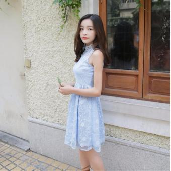 Đầm Hoa Ren Thiên Thanh