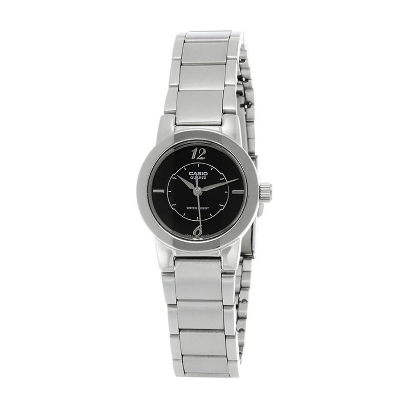 Nơi bán Đồng hồ nữ dây thép không gỉ Casio LTP-1230D-1C (Bạc)