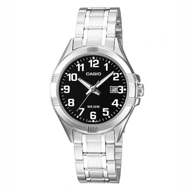 Nơi bán Đồng hồ nữ dây thép không gỉ CasioLTP-1308D-1BVDF(Bạc)