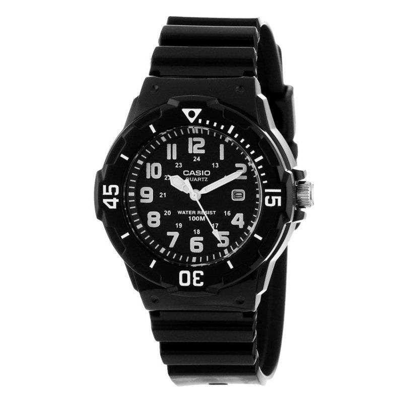 Nơi bán Đồng hồ nữ nhựa CasioLRW-200H-1BVDF(Đen)