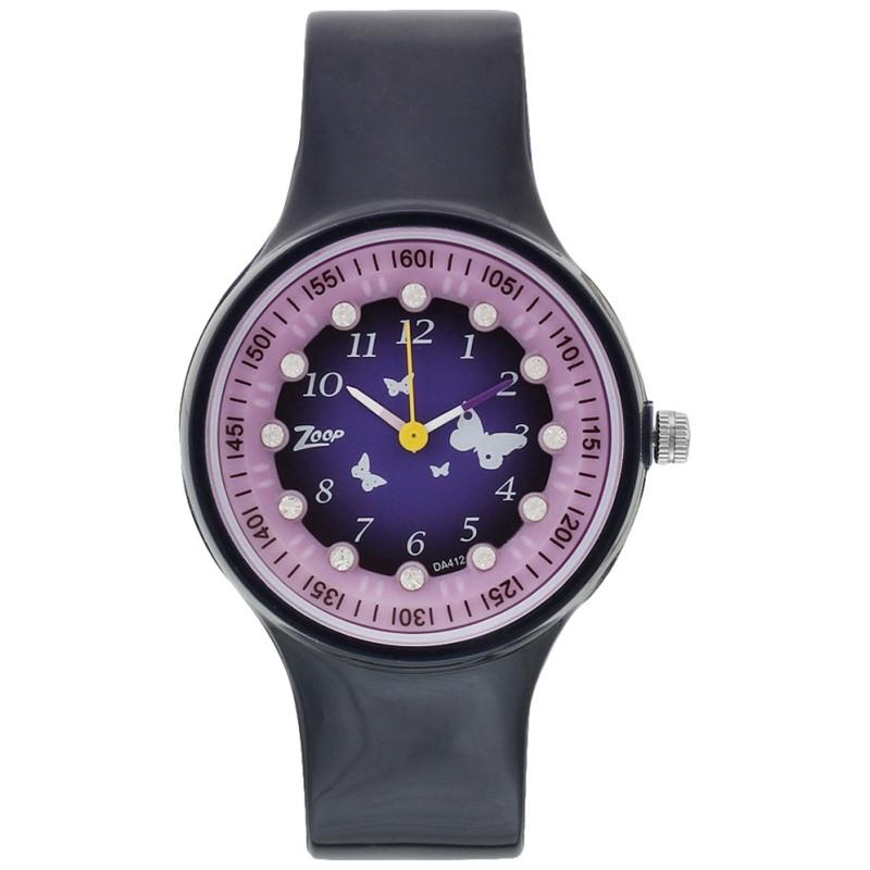 Đồng hồ trẻ em dây cao su Titan Zoop C4038PP01 bán chạy