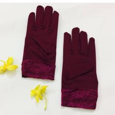 Chỗ bán Găng tay nữ chống nắng GTN6502 (đô)