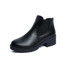 Bảng Báo Giá Giày boot nữ thời trang Martin nhập khẩu ZAVANS (Đen)  ZAVANS