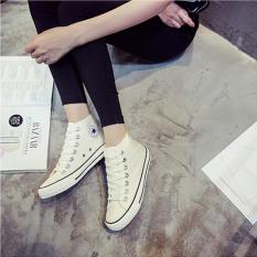 Nơi Bán Giày cao cổ vải chất đẹp ZAVANS (Mẫu nữ – màu trắng)  ZAVANS