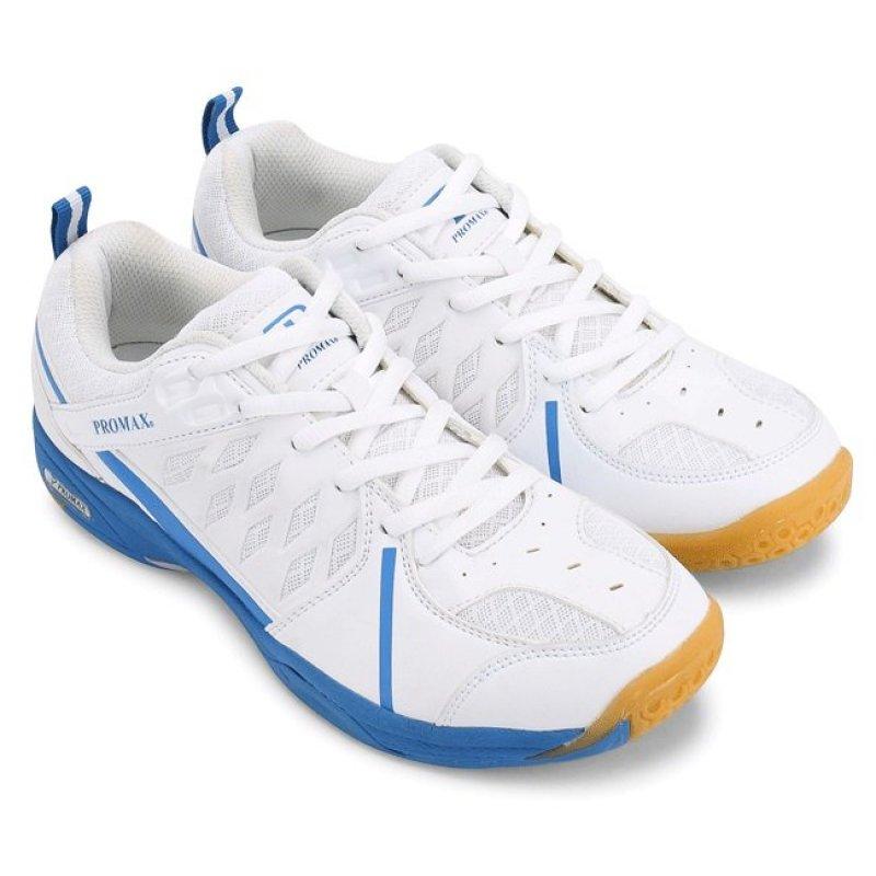 Giày cầu lông nam Promax D668 (Trắng).