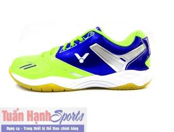 Giày cầu lông VICTOR AS80 (Xanh chuối /Xanh lam)