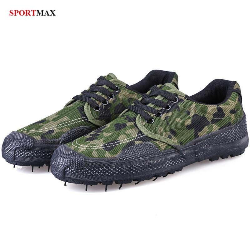 Giày nam đế siêu bền kiểu quân đội SportMax SM2992