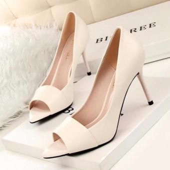Giày nữ cao gót 7 phân trắng - đơn giản là đẹp - 8301581 , NO007FAAA3MLYEVNAMZ-6457973 , 224_NO007FAAA3MLYEVNAMZ-6457973 , 180000 , Giay-nu-cao-got-7-phan-trang-don-gian-la-dep-224_NO007FAAA3MLYEVNAMZ-6457973 , lazada.vn , Giày nữ cao gót 7 phân trắng - đơn giản là đẹp