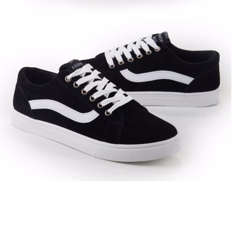 Giày Sneaker Nam Siêu Hot Mẫu Mới Sodoha S56T68B Black