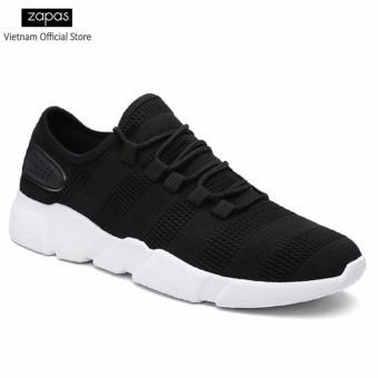Giày Sneaker Thời Trang Nam Zapas – GS081 (Đen)