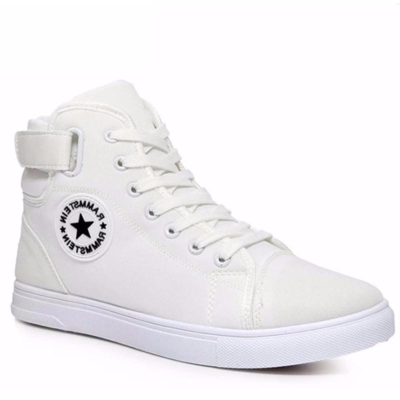 Giày thể thao cao cổ nam nhập khẩu OCCO GCCN01 (Đen)