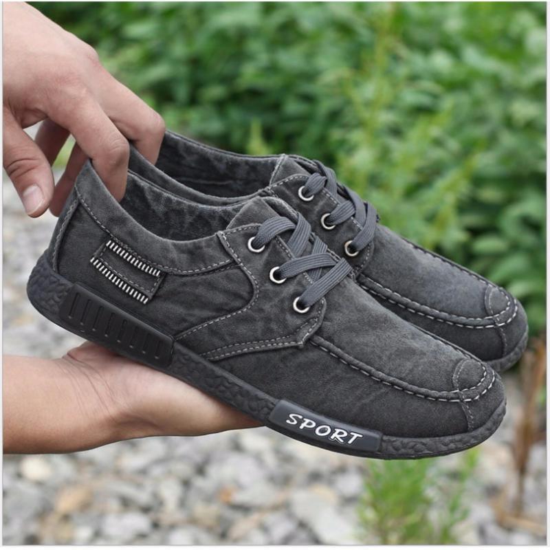 Giày thể thao nam nhập khẩu OCCO GN01XTT (Xám)