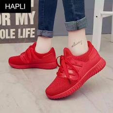 Giày Thời Trang Nam Nữ UF HAPLI ( Đỏ đô )