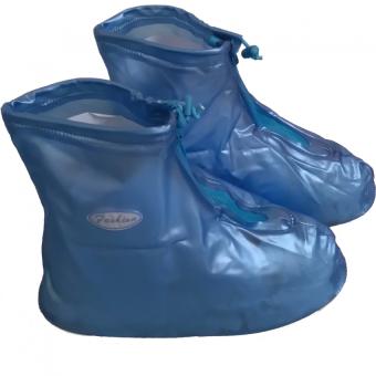 Giày đi mưa (Xanh)