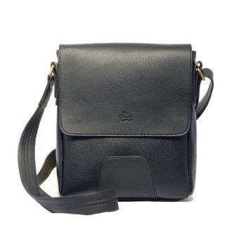 Túi đeo chéo LATA TN03 (Da đen)