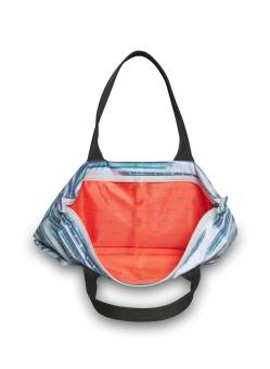 Túi xách Handee (Xanh trắng)