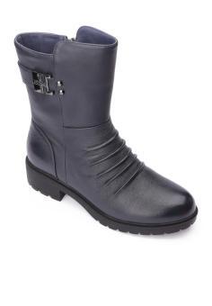 Giầy boot da nữ, hiệu Aokang hàng mới 100%, size 35 mã 15292315235