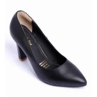 Giày cao gót FA905 - Đen