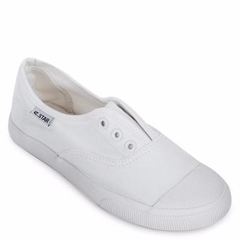 Giày lười thể thao nữ AZ79 WNTT0110013A1 (Trắng)