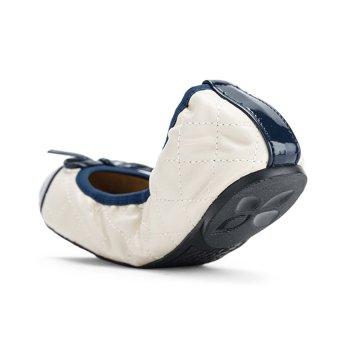 Giày búp bê nữ OLIVIA BT1005-007 (Kem)
