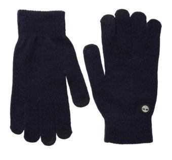 Găng tay len đen nam có thể dùng thiết bị cảm ứng Timberland Men's Magic Glove with Touchscreen Technology (Mỹ)