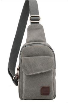 Túi đeo chéo dành cho nam (Ghi)