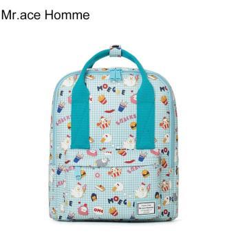 Balo Thời Trang Mr.ace Homme MR16C0443B01 / Xanh phối hoạt hình