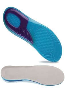 HKS New Sports Massaging Silicon ultra-soft breathable Insoles 6-9/ 8-12 L - intl
