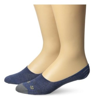 Bộ 2 đôi tất nam Dockers Men's 2 Pack Liner Socks with Anchors