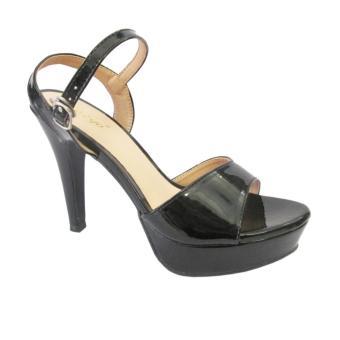 Giày cao gót UP&GO S13-386-BLA