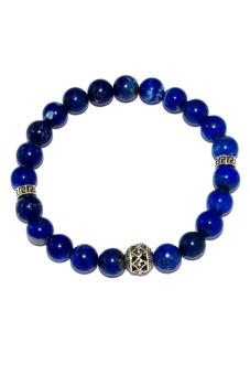 Vòng đá Lapis Lazuli VD574 (Xanh dương)