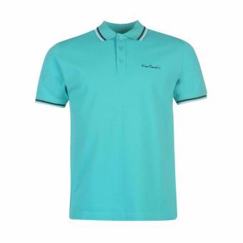 Áo Thun Nam Pierre Cardin Polo Tipped (Turquoise)