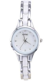 Đồng hồ nữ dây thép không gỉ KIMIO K450L